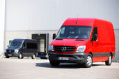 Neuer Mercedes Sprinter
