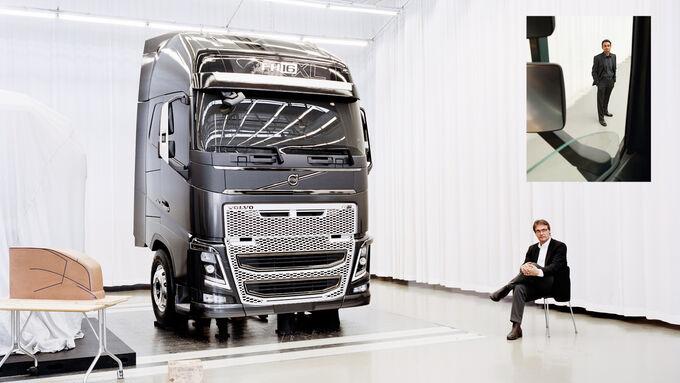 Neuer Volvo FH – Design
