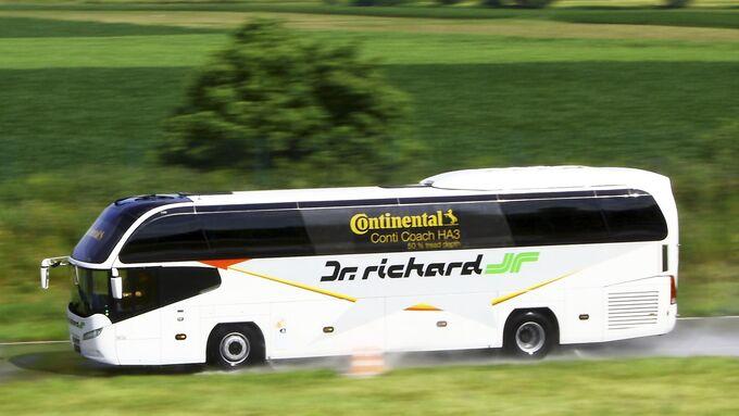 Omnibusreifen von Continental