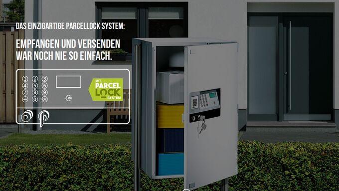 Paketkasten ParcelLock-System