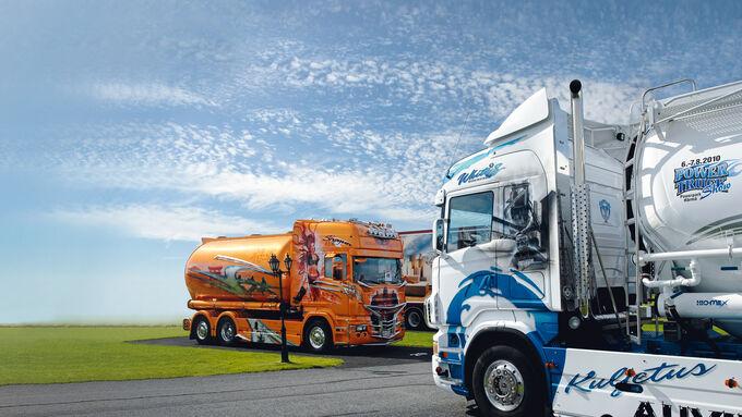 Power Truck Show – Finnland, Härmä