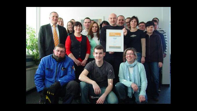 Qualitätsranking bei System Alliance