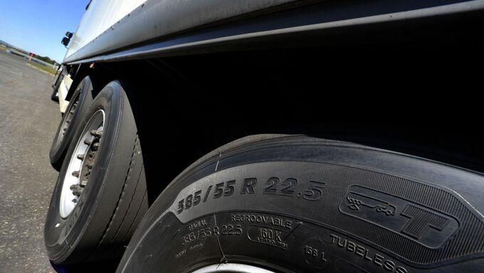 Reifen, IAA Nutzfahrzeuge