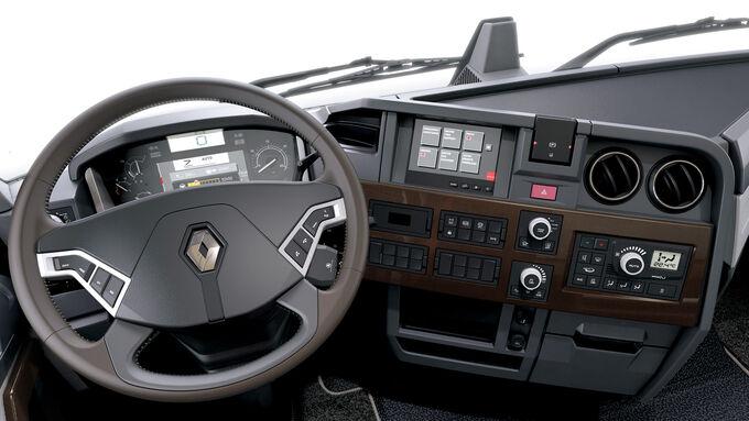 Renault, Telematiksystem, Cockpit