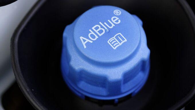SCR, Adblue, Verbrauch, Mercedes-Benz Sprinter