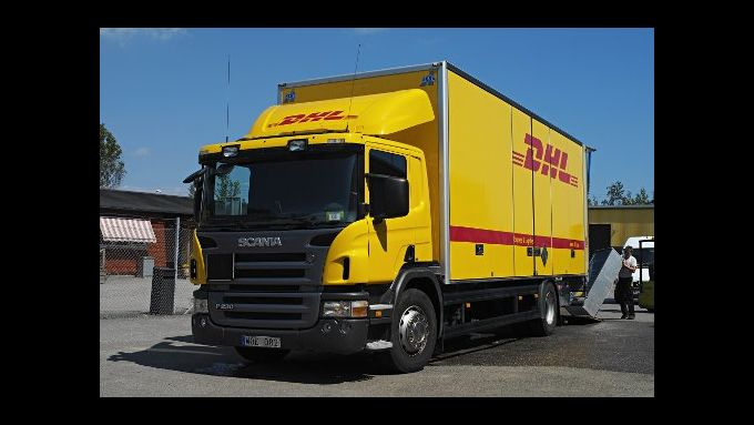 Scania: Absatzplus durch DHL