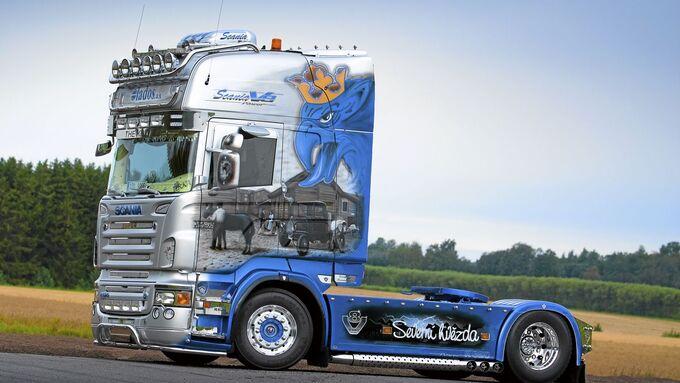 Scania R 620 - Stern des Nordens