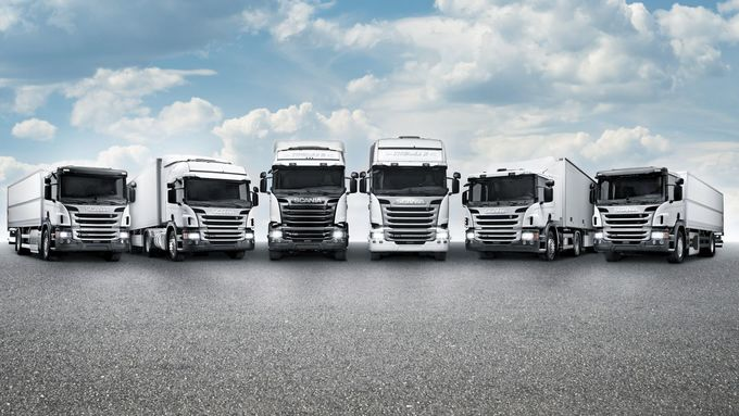 Scania's range of solutions for alternative fuels for Euro 6 vehicles