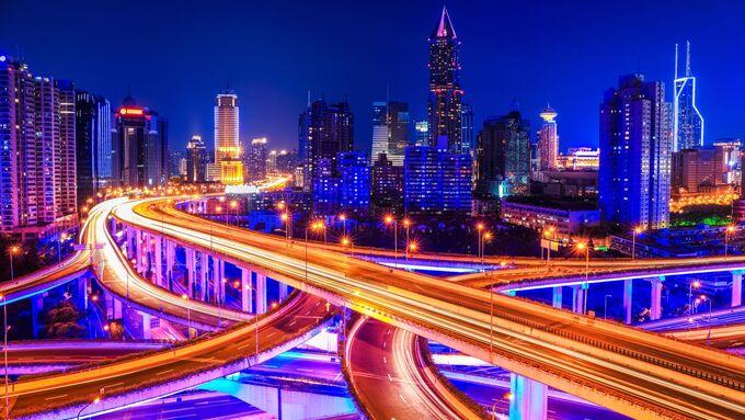 Shanghai, Schanghai