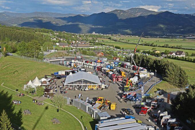 Spielberg 2016 Festival Truck-Race