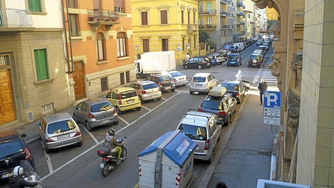 Stadtverkehr, Stadt Urbane Mobilität Dekra