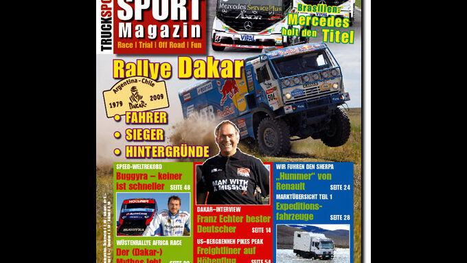 TRUCK SPORT Magazin 1/09