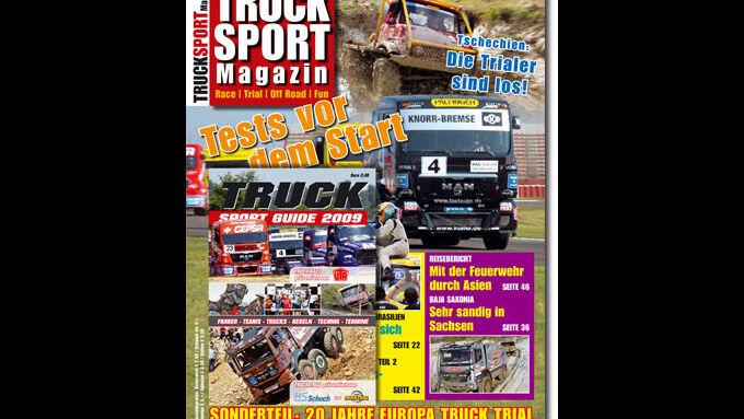 TRUCK SPORT Magazin 2/09