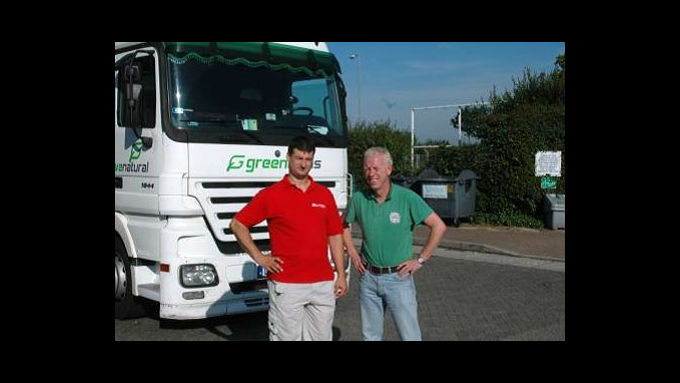 Tim auf Tour - in Deutschland