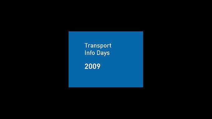 Transport Info Days