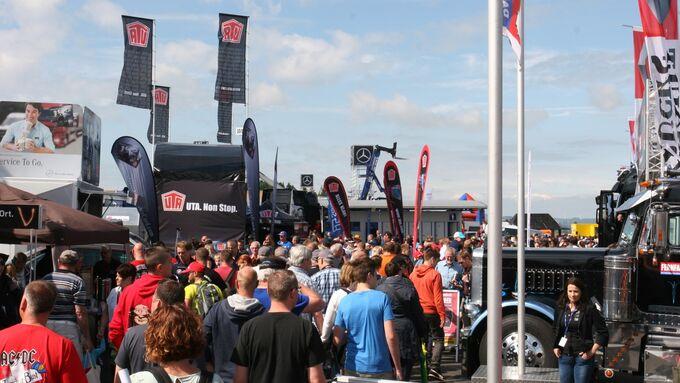 Truck Grand Prix 2015 - 2. Tag
