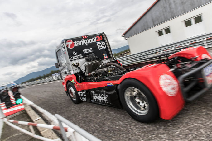Truck Race 2017 Most