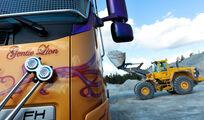 Volvo FH 540 RH-Sora Oy, Trucker, Sound, Bosch