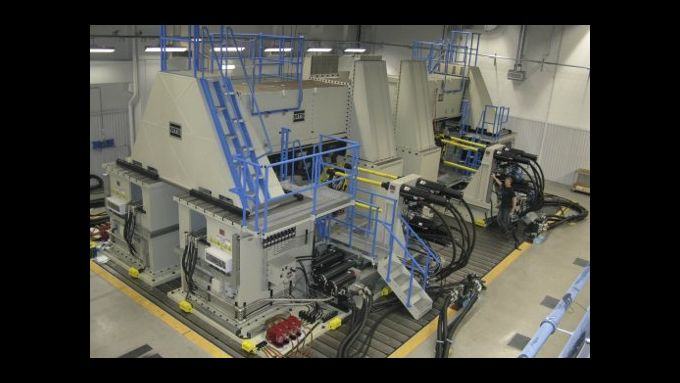 Volvo nimmt Lkw-Testanlage in Betrieb