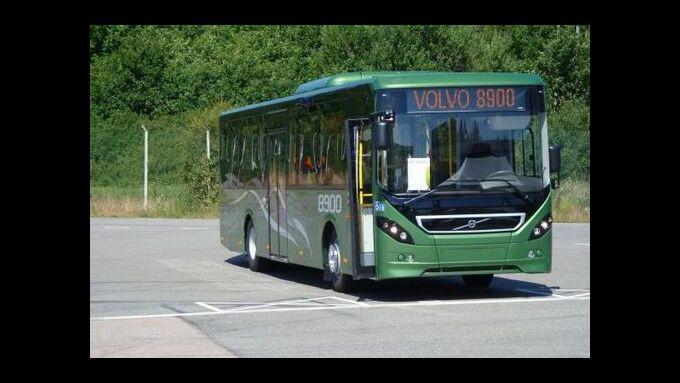 Volvo stellt neuen Überlandbus vor