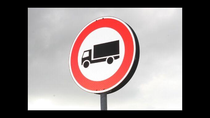 Wieder Durchfahrtsverbot in Stuttgart