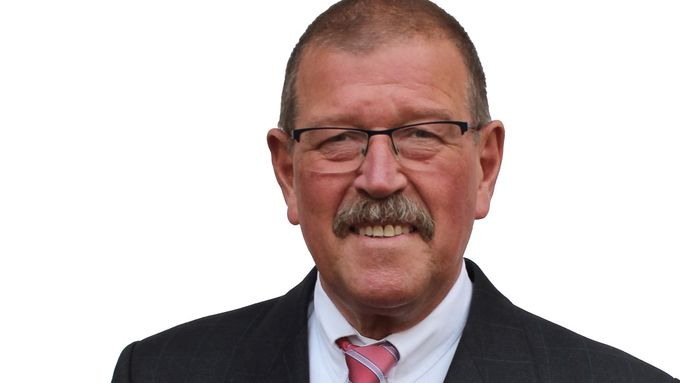 Wolfgang Albeck, CEO von trans-o-flex