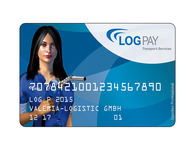 Log Pay Card