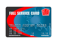 UTA Full Service Card