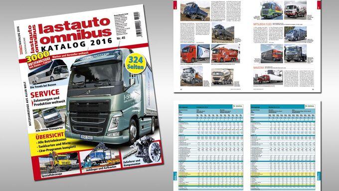 lastauto omnibus Katalog 2016