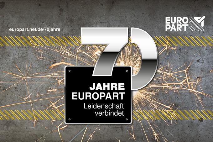 70 Jahre Europart