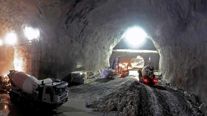 Brenner Basistunnel BBT