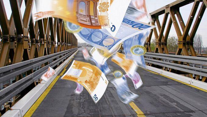 Brücke, Geld, Finanzierung