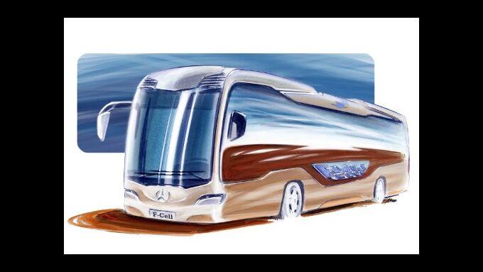 Citaro kommt als Brennstoffzellen-Hybrid