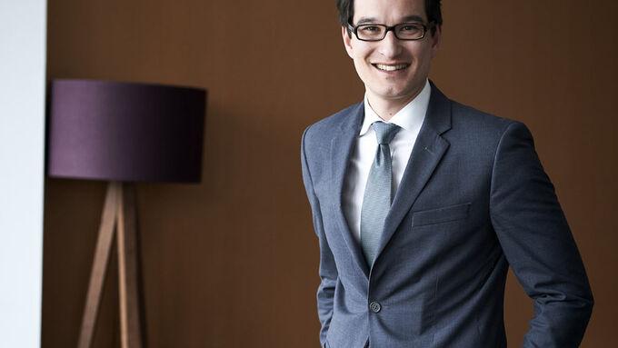 Fabian Berger, Kanzler der Kühne Logistics University