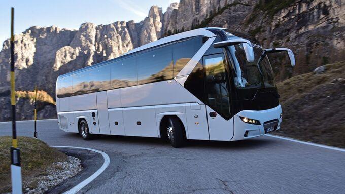 Fahrbericht Neoplan Tourliner Reisebus