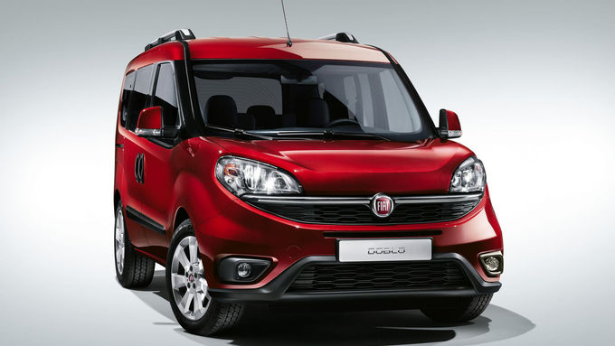 Fiat Doblò, Vierte Generation