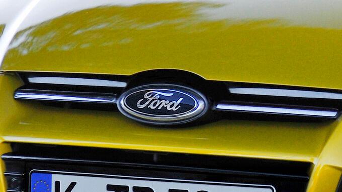 Ford, Focus 2011, Kühlergrill