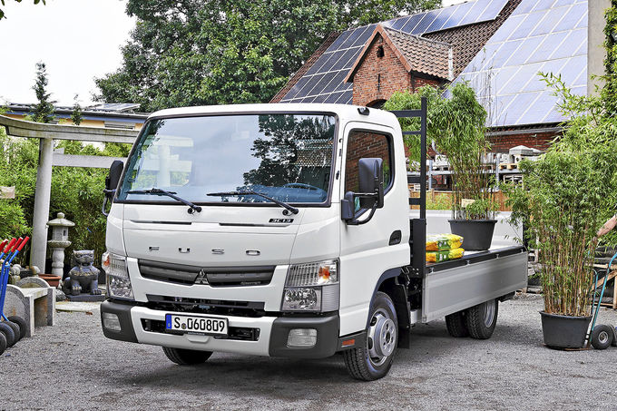 Fuso Canter (Leserwahl 2018)