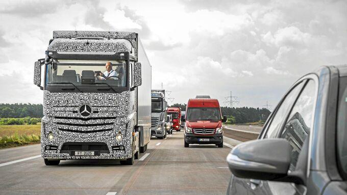 Future Truck Mercedes-Benz