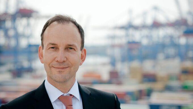 HHLA, Vorstand Jens Hansen