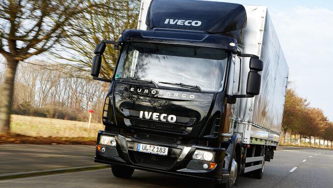 Iveco, Eurocargo, 120E25, Lkw, Test