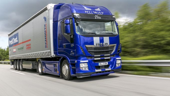 Iveco Stralis AS440S48TP