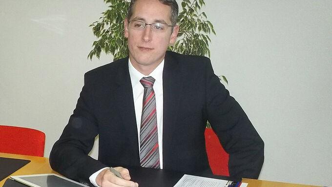 Jens Bottenhorn, neuer Geschäftsführer der Kooperation Star
