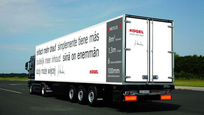 Kögel erweitert Servicenetz mit Truck Works