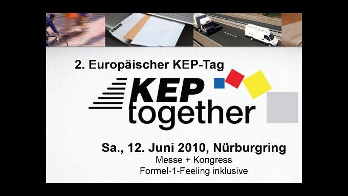 Kurierdienste treffen sich am Nürburgring