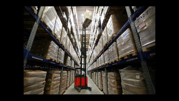 Logistikimmobilien sind wieder gefragt