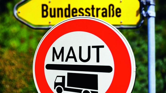 Maut, Bundesstraßen