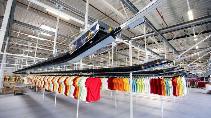 Meyer Meyer, Textil-Logistikzentrum, Peine