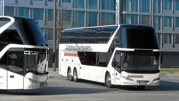 Neoplan Skyliner, Autobus, Oberbayern