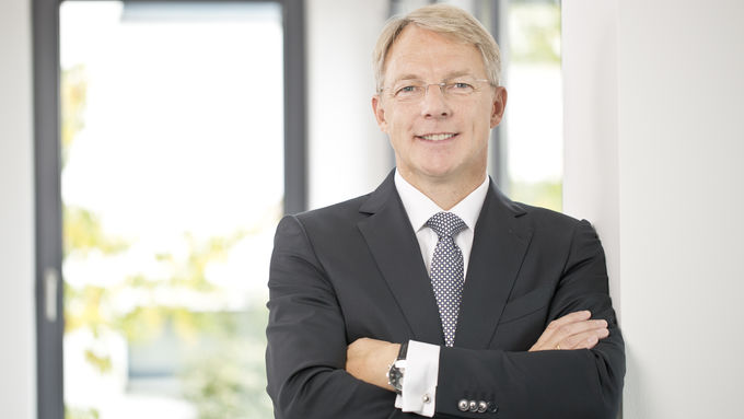 Raimund Stüer, DB Cargo